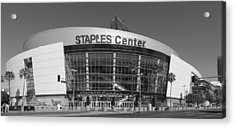 The Staples Center Acrylic Print by Mountain Dreams