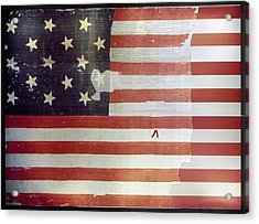 The Star Spangled Banner Acrylic Print by Granger