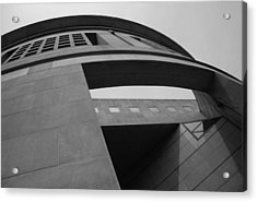 Acrylic Print featuring the photograph The United States Holocaust Memorial Museum by Cora Wandel