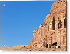 The Urn Tomb (the Court Acrylic Print by Keren Su