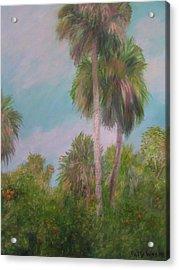 This Is Florida Acrylic Print