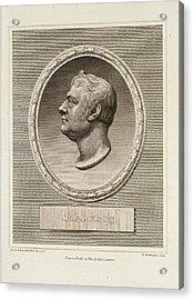 Thomas Clarkson Acrylic Print by British Library
