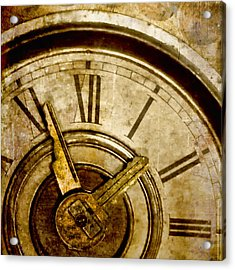 Time Travel Acrylic Print