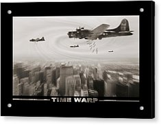 Time Warp Acrylic Print by Mike McGlothlen