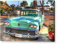 Timeless Acrylic Print by Kevin Ashley