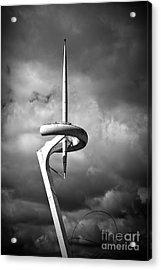 Torre Calatrava Acrylic Print by Gabriela Insuratelu