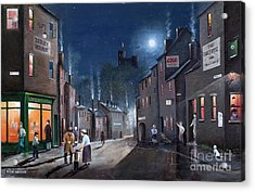 Tower Street Dudley C1930s Acrylic Print