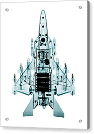 Toy Fighter Plane Acrylic Print