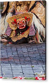 Traditional Dance - Bali Acrylic Print