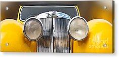 Triumph Roadster  1946 Acrylic Print