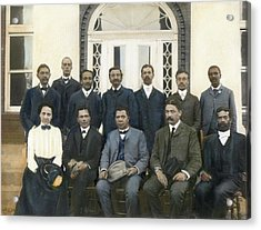 Tuskegee Faculty Council Acrylic Print by Granger