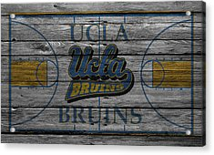 Ucla Bruins Acrylic Print by Joe Hamilton
