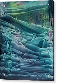 Underwater Seascape II Acrylic Print