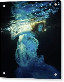 Underwater Space Acrylic Print