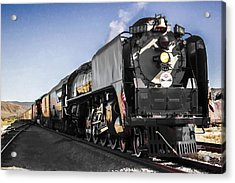 Union Pacific 844 Acrylic Print