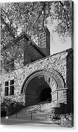 University Of Minnesota Pillsbury Hall Acrylic Print by University Icons