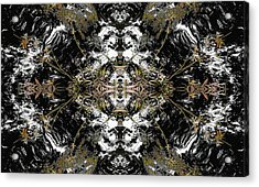 Unnatural 37 Acrylic Print by Giovanni Cafagna