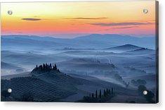 Untitled Acrylic Print by Riccardo Lucidi