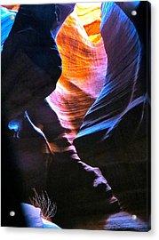 Upper Antelope Canyon Acrylic Print