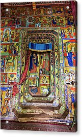 Ura Kidane Meret Monastery, Lake Tana Acrylic Print
