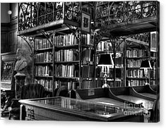 Uris Library Cornell University Acrylic Print