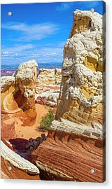 Usa, Arizona, Vermilion Cliffs National Acrylic Print