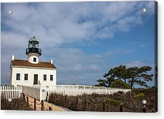Usa, California, Cabrillo National Acrylic Print by Peter Hawkins