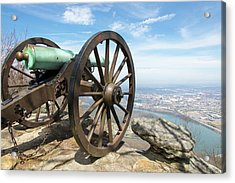 Usa, Tn, Chattanooga Acrylic Print