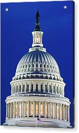 Usa, Washington, D Acrylic Print