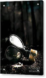 Valley Of Death Acrylic Print