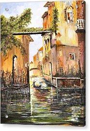 Venice- Italy Acrylic Print
