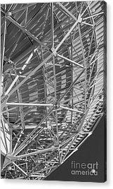 Very Large Array Acrylic Print by Steven Ralser