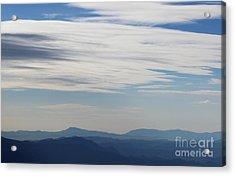 Views From Mt. Elbert Acrylic Print