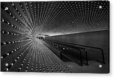 Acrylic Print featuring the photograph Villareal's Multiuniverse by Cora Wandel