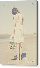 Vintage Heartache Acrylic Print by Jorgo Photography - Wall Art Gallery