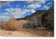 Virgin River Arizona Acrylic Print