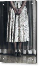 Waiting Acrylic Print by Joana Kruse