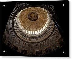 Washington Dc - Us Capitol - 01137 Acrylic Print by DC Photographer