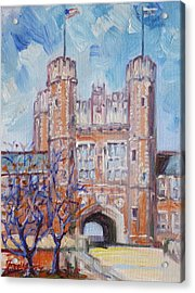 Washington University - St.louis Acrylic Print