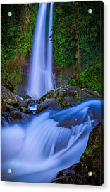 Waterfall - Bali Acrylic Print