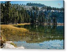 Weaver Lake- 1-7686 Acrylic Print