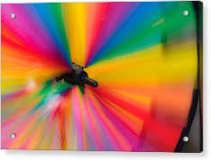 Whirligig Acrylic Print