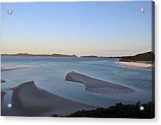 Whitsunday Island Acrylic Print