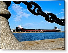 William G Mather Acrylic Print by Frozen in Time Fine Art Photography