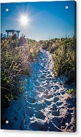 Wilmington Coastal Scene Wilmington North Carolina Acrylic Print