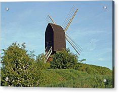 Windmill On Brill Common Acrylic Print