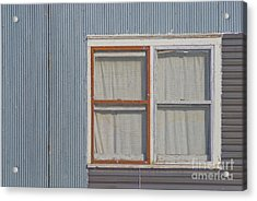 Windows Acrylic Print by Jim Wright