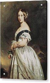 Winterhalter, Franz Xavier 1805-1873 Acrylic Print