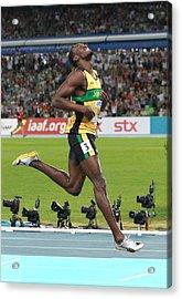 World Athletics Championships, Korea Acrylic Print