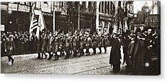 World War I Occupation Acrylic Print